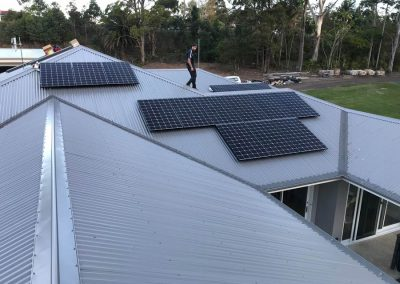 Residential Solar Installation Wamberal 10.23kW