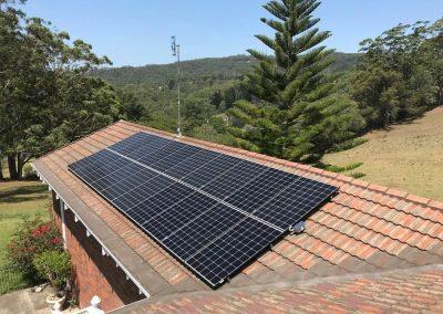 Residential Solar Installation Lisarow 6kW
