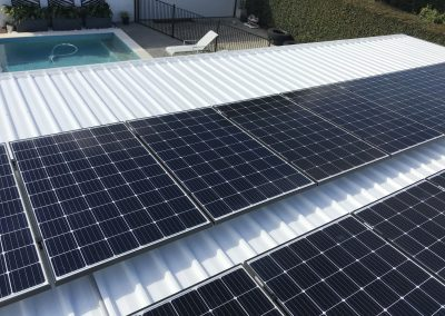 Residential Solar Installation Long Jetty Project 8.1kW