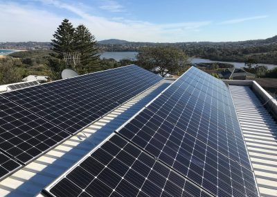 Residential Solar Installation Forresters Beach 6kW