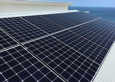 Residential Solar Installation Forresters Beach 7.5kW