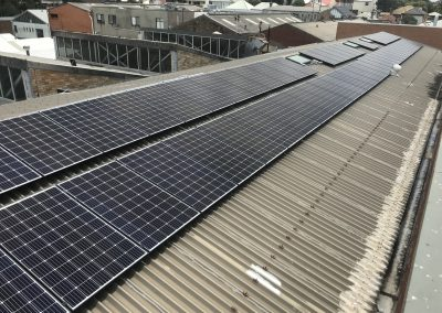 Commercial Solar Installation, Billini Shoes Marrickville 19.8kW