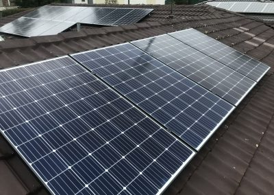 Residential Solar Installation Wyoming 5.1kW