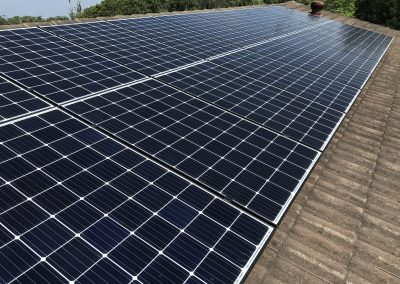 Residential Solar Installation Green Point 6kW