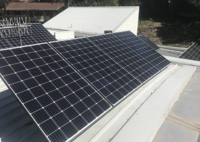 Residential Solar Installation 6.6kW Avoca Beach