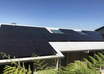 Residential Solar installation 7.56kW Killcare Heights
