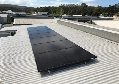 Solar Installation 5x 2.205kW Greenlife Retirement Village Erina