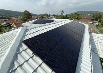 Residential Solar Installation 8kW St Hubert's Island